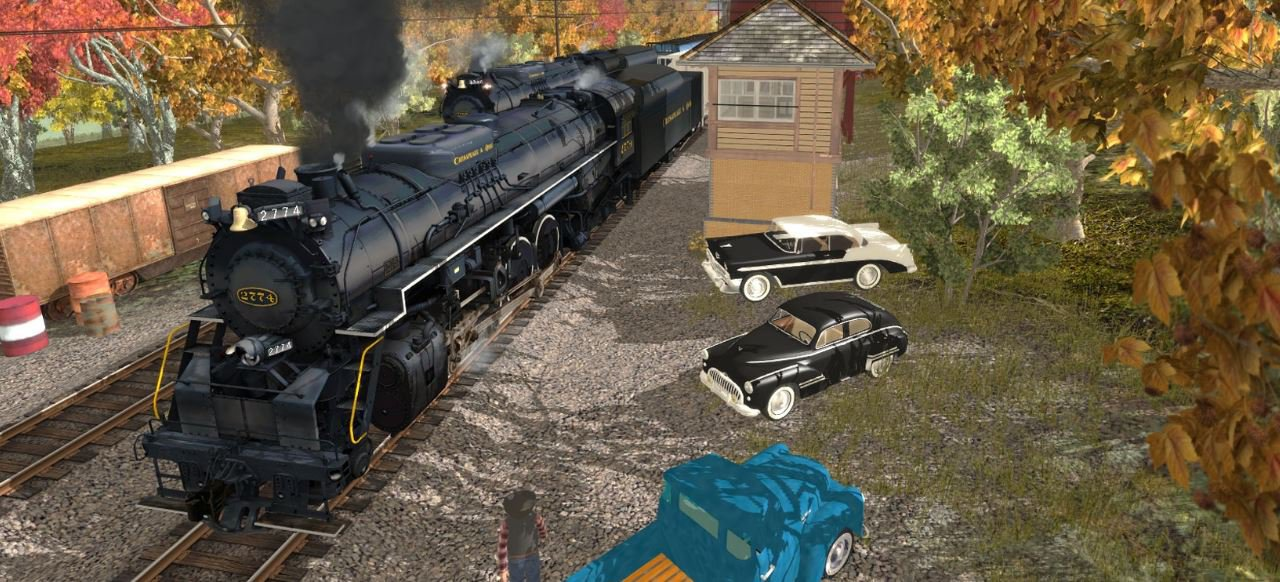 Trainz: A New Era (Simulation) von N3V Games