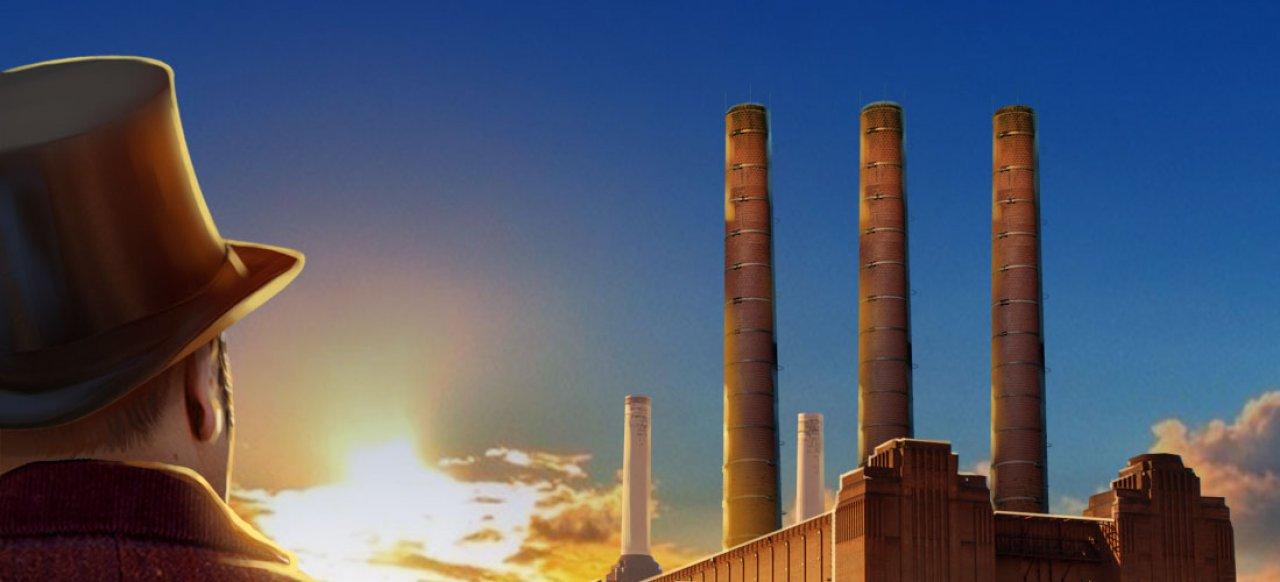 Industrie Gigant - Der große Aufbruch (Simulation) von UIG Entertainment