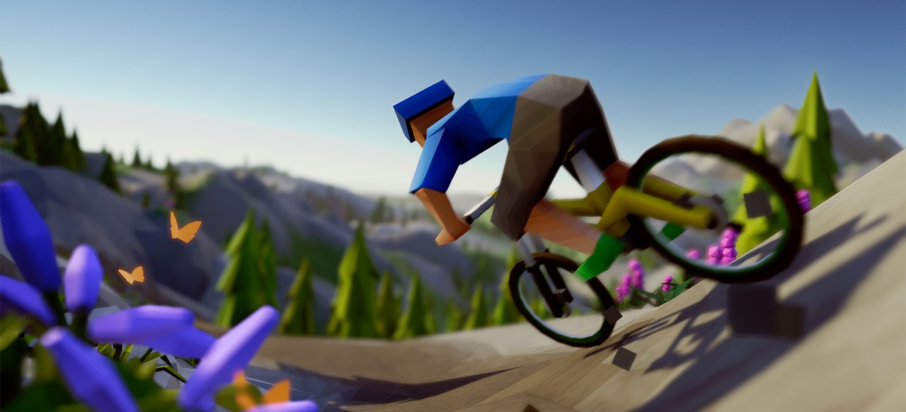 Lonely Mountains: Downhill (Action) von
