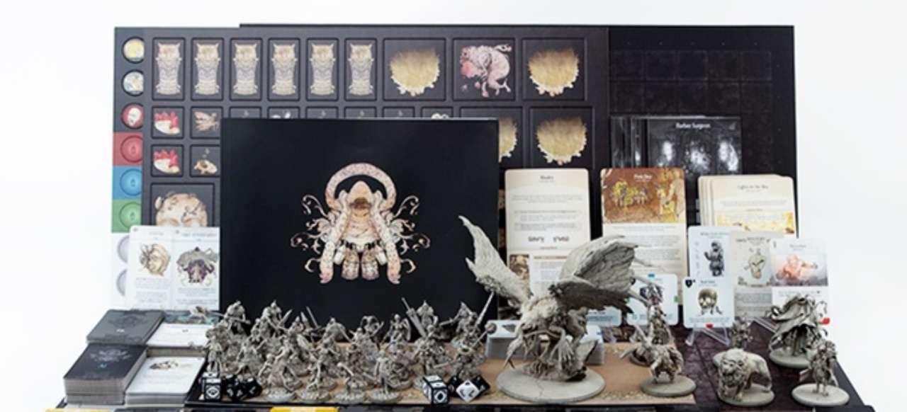 Kingdom Death: Monster 1.5 (Brettspiel) von