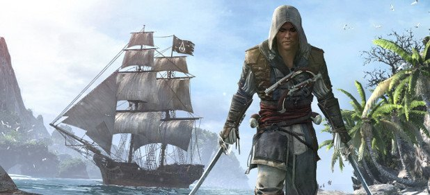 Assassin's Creed 4: Black Flag (Action) von Ubisoft