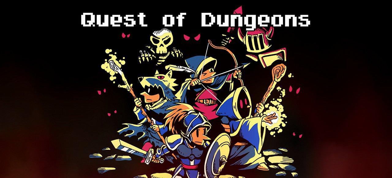 Quest of Dungeons (Rollenspiel) von Upfall Studios