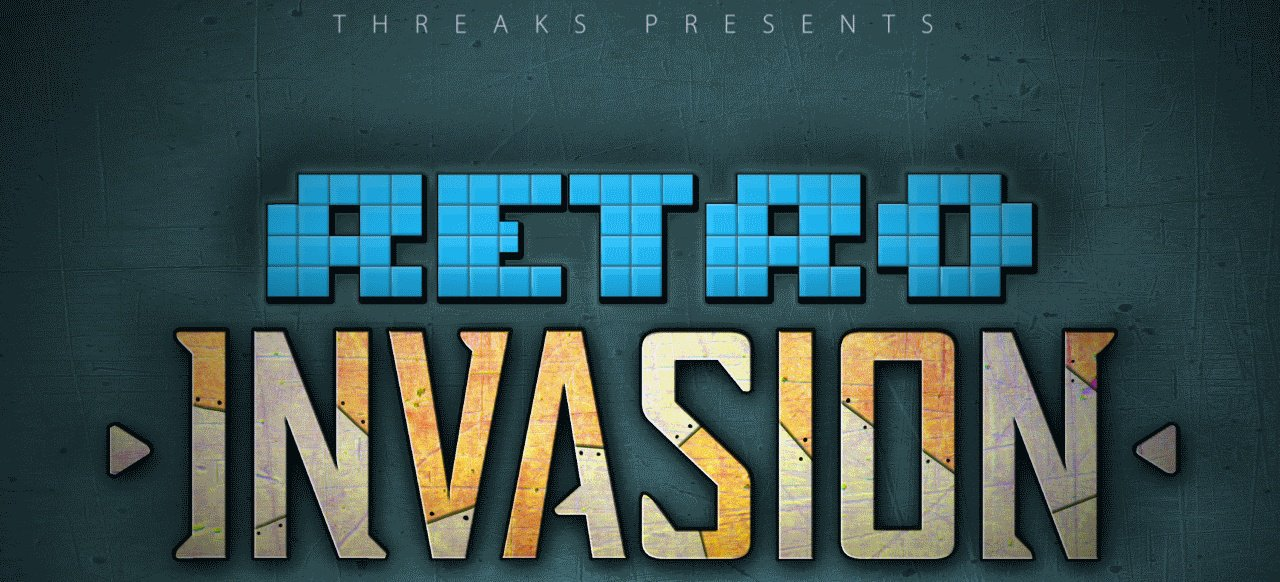 Retro Invasion (Action) von Threaks
