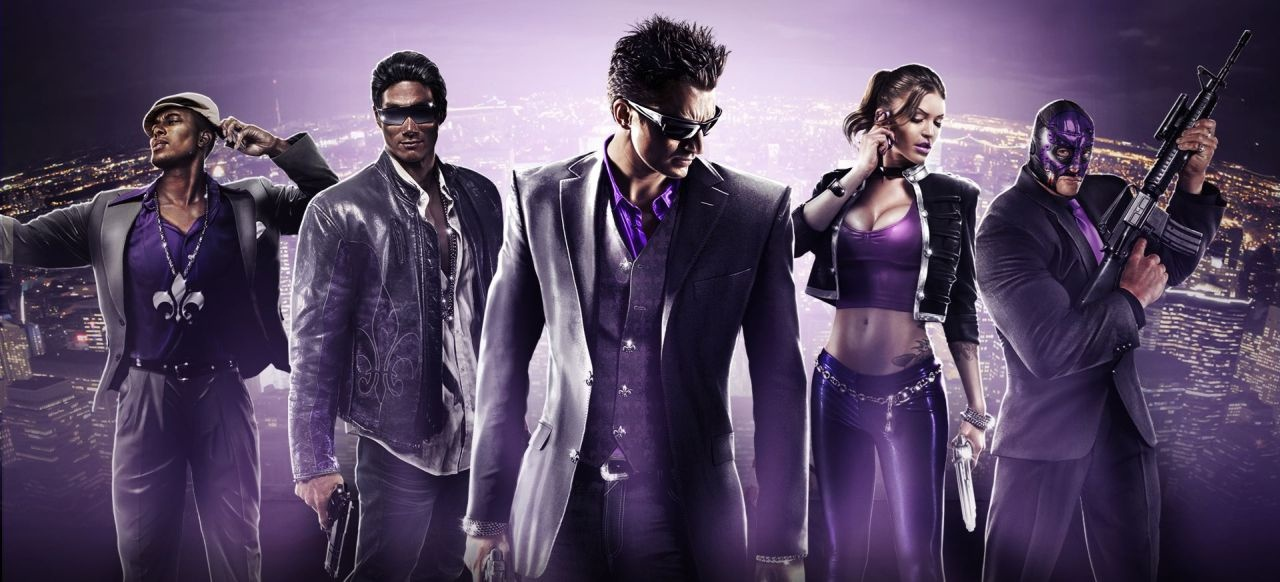 Saints Row: The Third (Action) von THQ