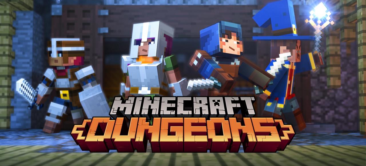 Minecraft Dungeons Minecraft Trifft Diablo ActionAdventure Für - Minecraft spielen pc