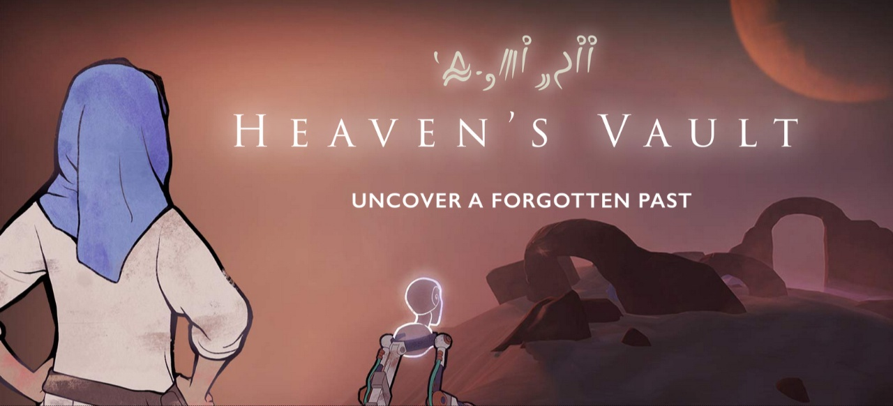 Heaven's Vault (Adventure) von