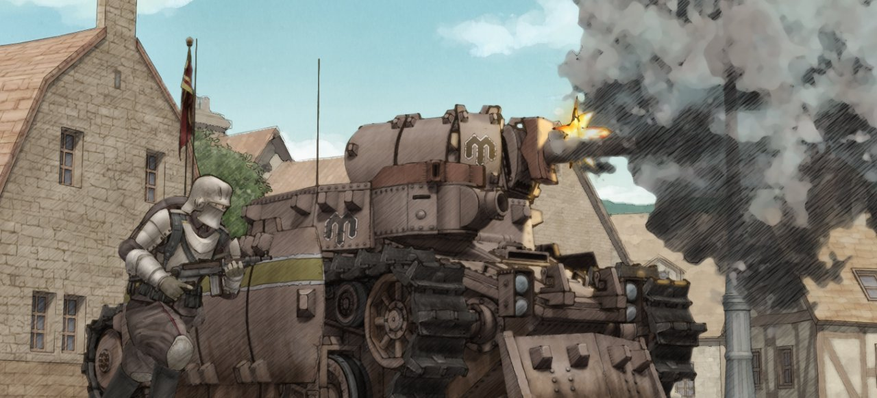 Valkyria Chronicles (Strategie) von Sega