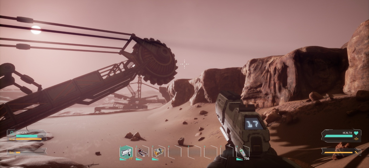 Memories of Mars (Simulation) von 505 Games