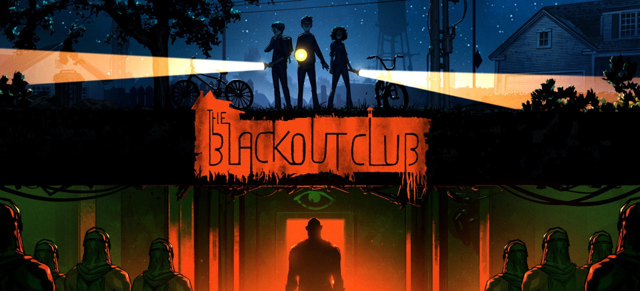 The Blackout Club  () von