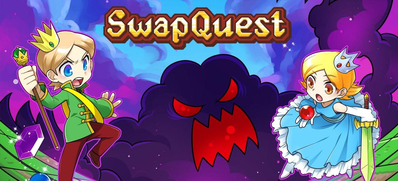 SwapQuest (Rollenspiel) von Rebusmind