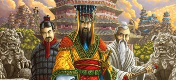 Qin (Brettspiel) von Reiner Knizia/Boris Kholmyansky