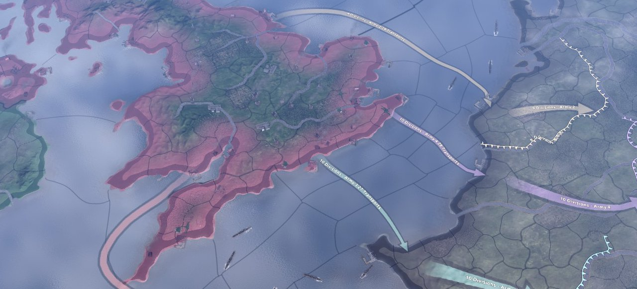 Hearts of Iron 4 (Strategie) von Paradox Interactive