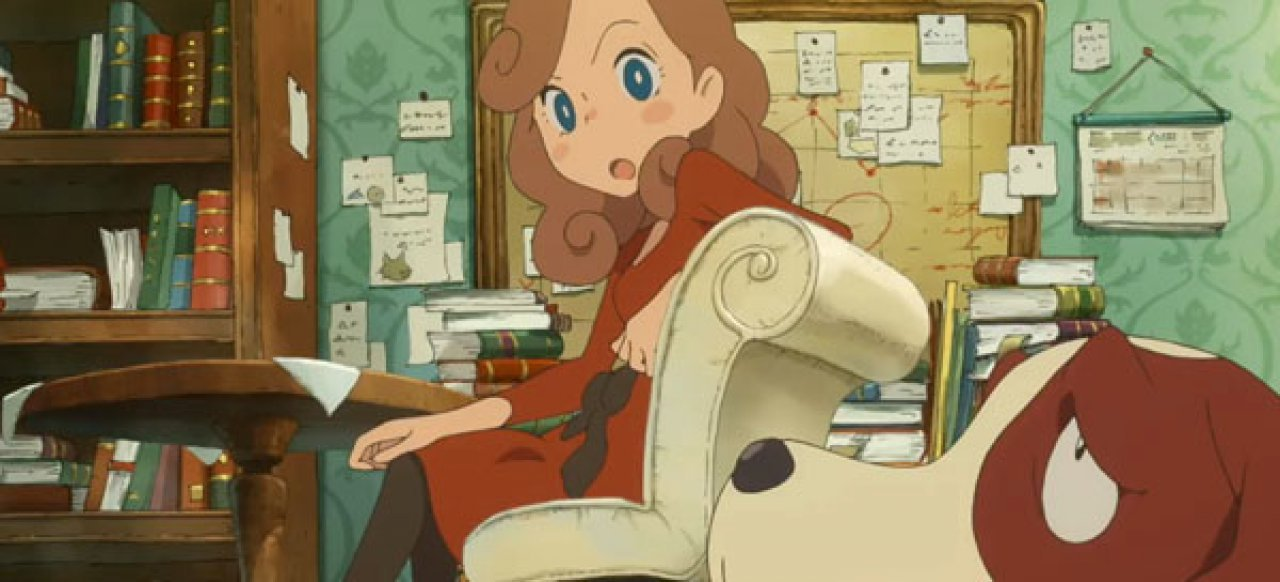 Layton's Mystery Journey: Katrielle and The Millionaire's Conspiracy (Adventure) von Nintendo