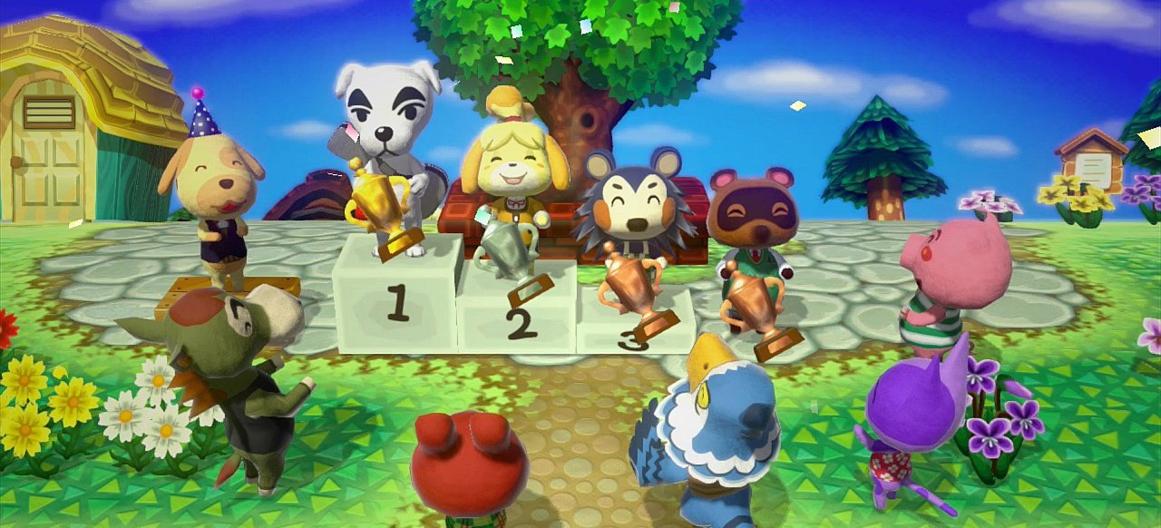 Animal Crossing: amiibo Festival (Geschicklichkeit) von Nintendo