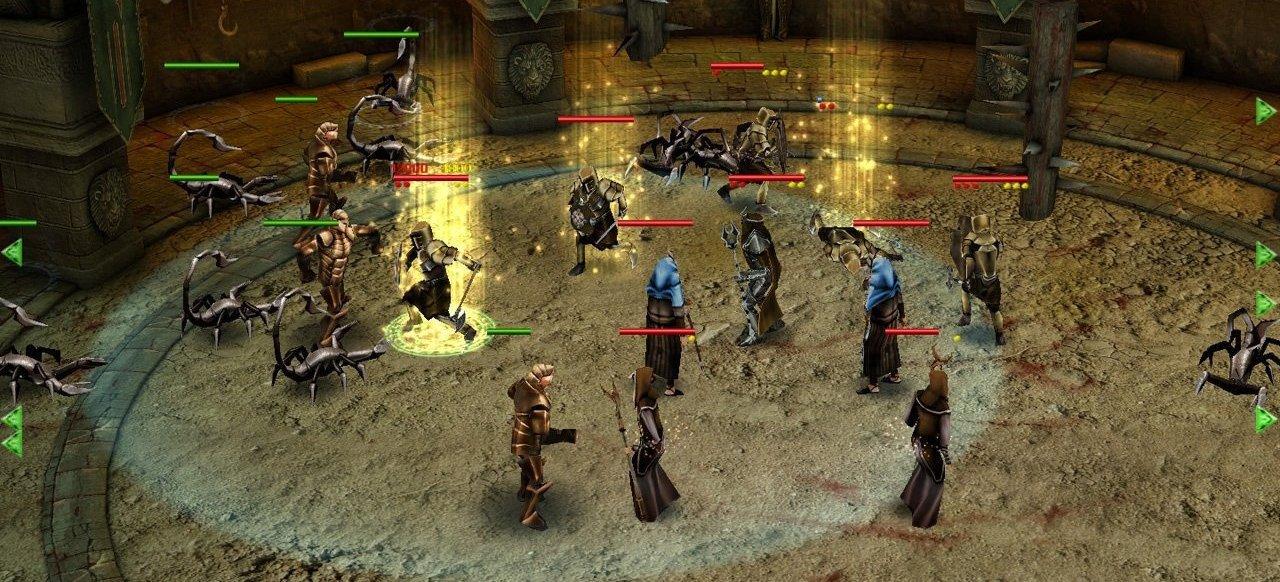 Two Worlds 2 - Castle Defense (Geschicklichkeit) von Zuxxez