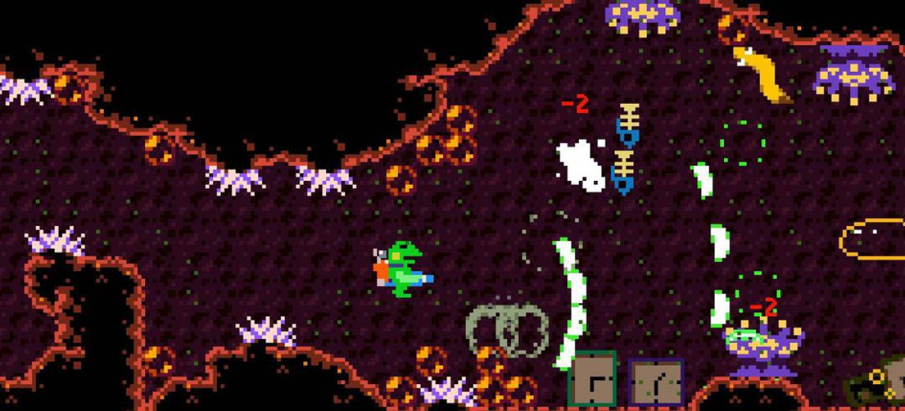 Kero Blaster (Action) von Playism