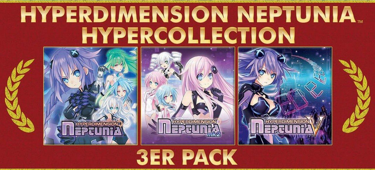 Hyperdimension Neptunia Hypercollection (Rollenspiel) von NIS America / Flashpoint