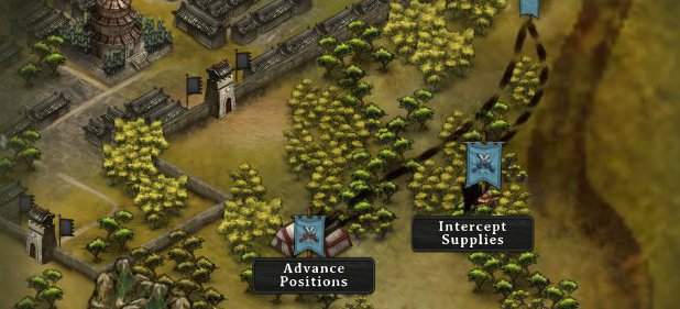 Autumn Dynasty Warlords (Strategie) von Touch Dimensions