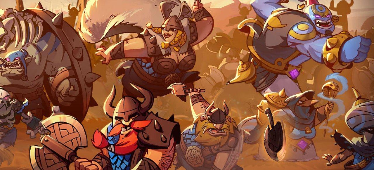 Swords & Soldiers 2 (Strategie) von Ronimo Games