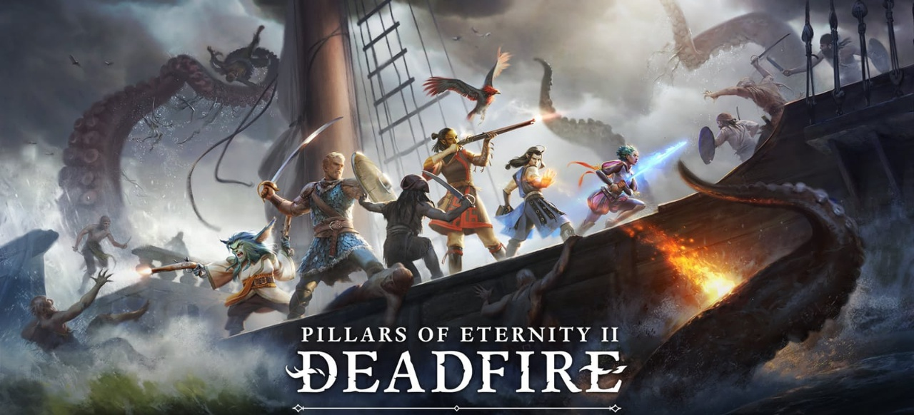 Pillars of Eternity 2: Deadfire (Rollenspiel) von