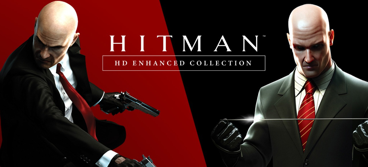Hitman HD Enhanced Collection (Action) von Io-Interactive