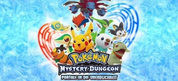 Pok�mon Mystery Dungeon: Portale in die Unendlichkeit (Rollenspiel) von Nintendo