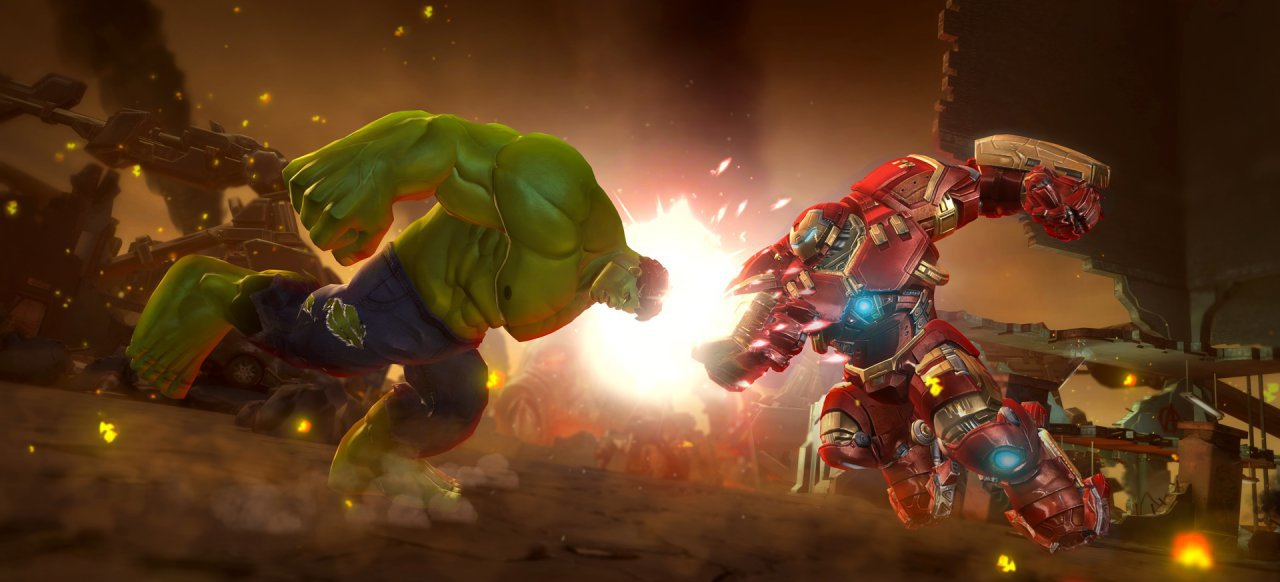 Marvel Sturm der Superhelden (Action) von Kabam