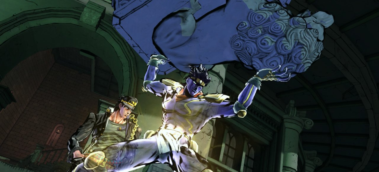 JoJo's Bizarre Adventure: Eyes of Heaven (Action) von Bandai Namco