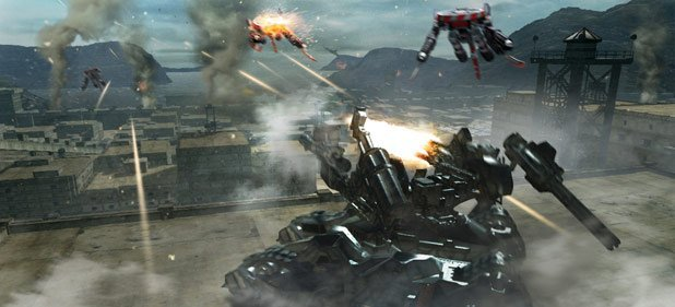 Armored Core 5: Verdict Day (Shooter) von Namco Bandai
