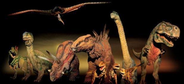 Wonderbook: Dinosaurier - Im Reich der Giganten (Adventure) von Sony