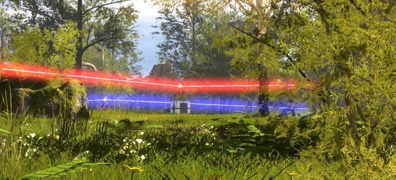 The Talos Principle (Geschicklichkeit) von Devolver Digital / Bandai Namco