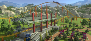 RollerCoaster Tycoon World (Simulation) von Atari, RCTO Productions