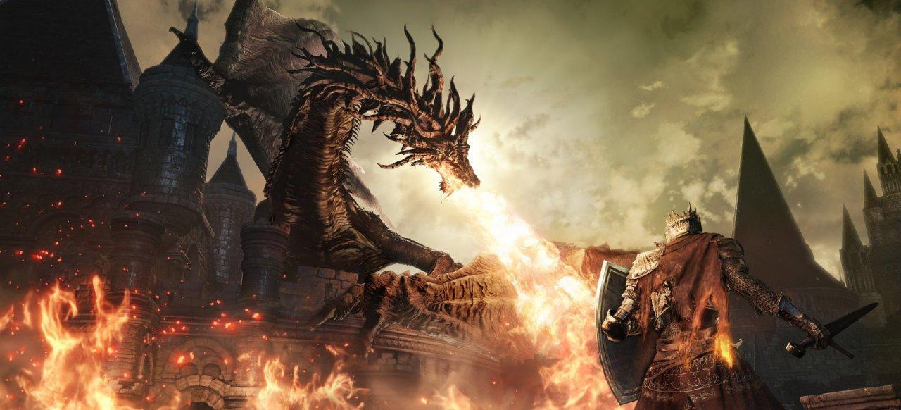 Dark Souls 3 (Rollenspiel) von Bandai Namco
