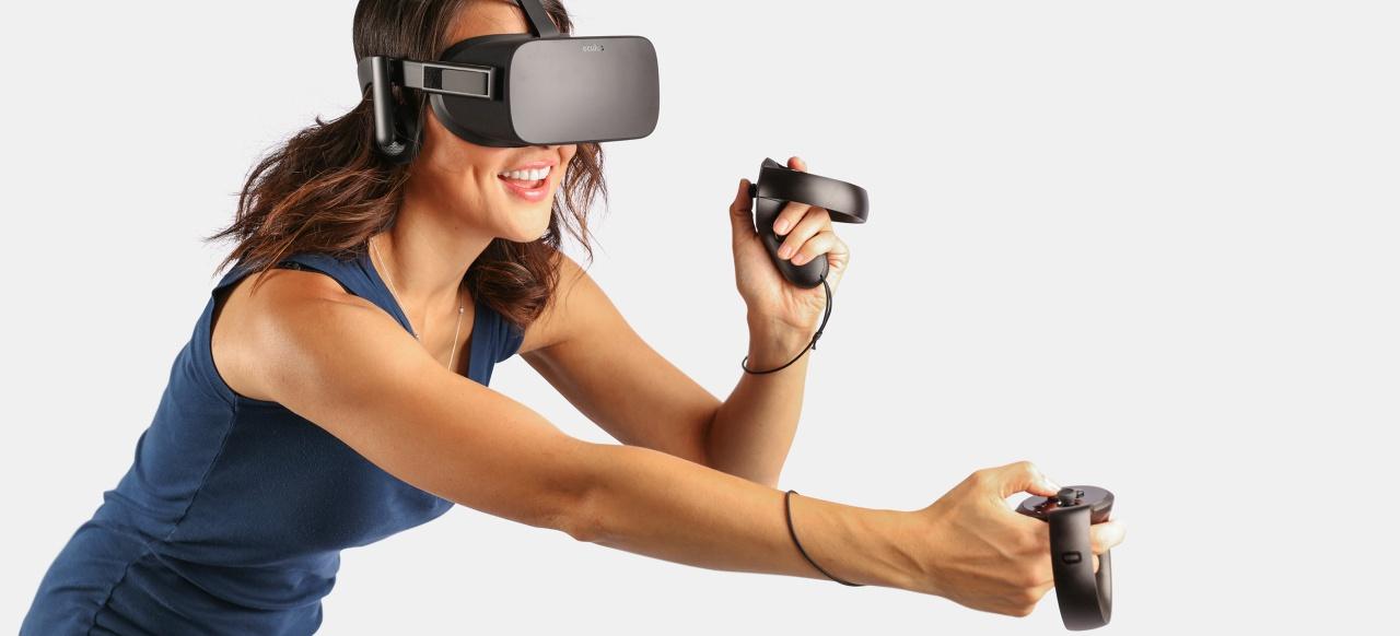 Oculus Touch (Hardware) von Oculus