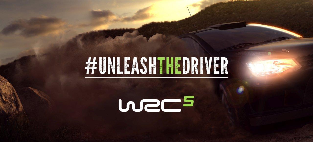 WRC 5 (Rennspiel) von Bigben Interactive