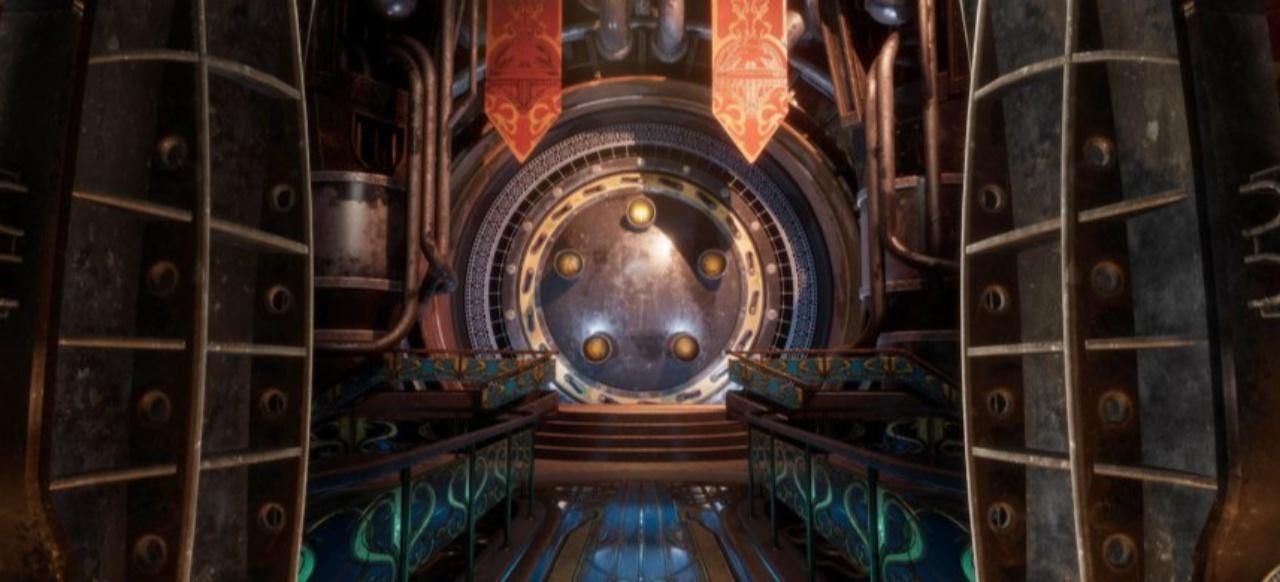 Firmament (Adventure) von Cyan