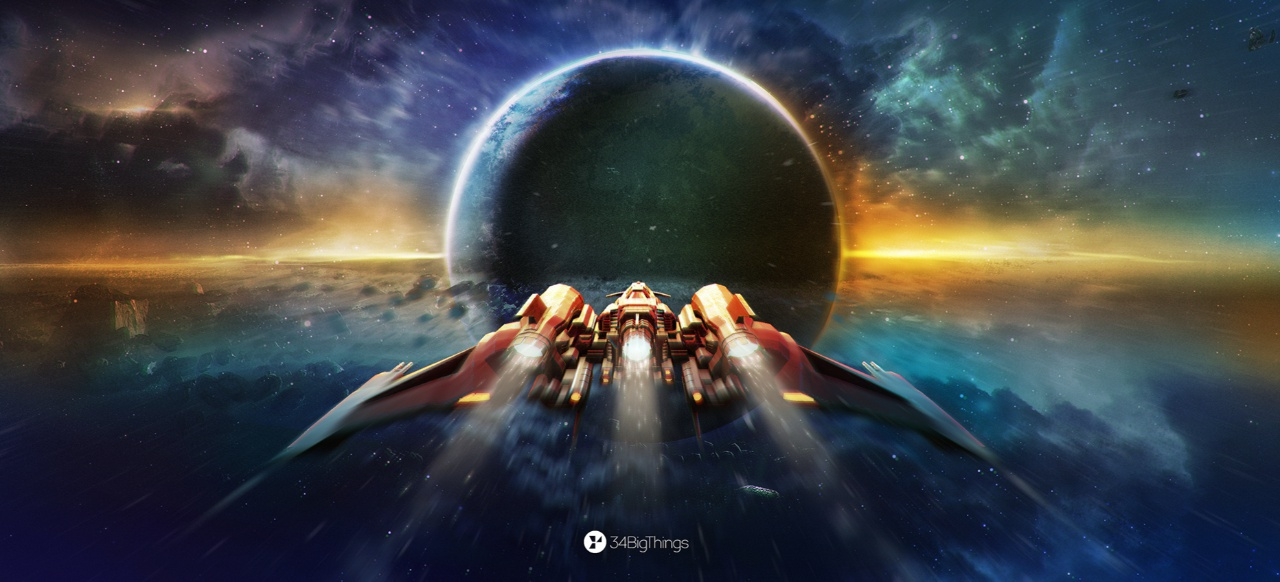 Redout: Space Assault (Shooter) von 34BigThings srl