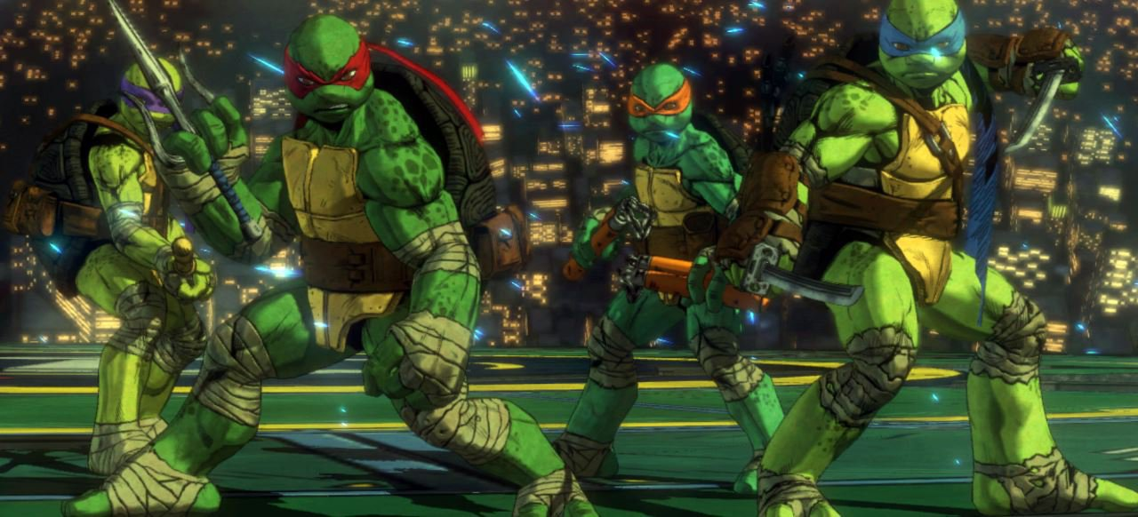Teenage Mutant Ninja Turtles: Mutanten in Manhattan (Action) von Activision