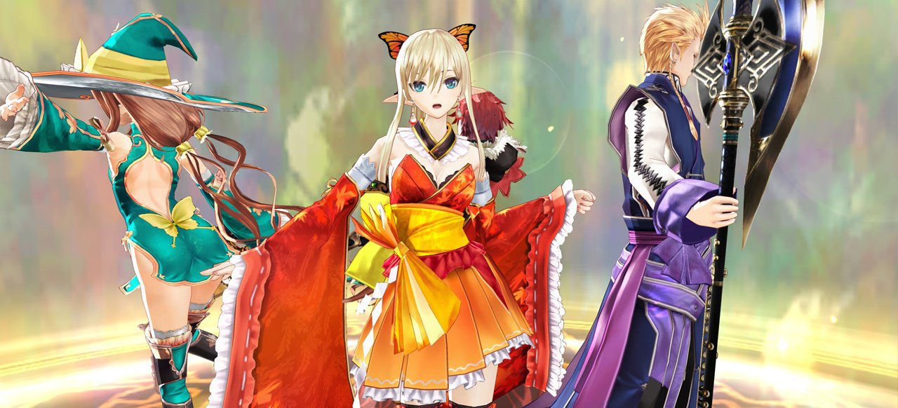 Shining Resonance (Rollenspiel) von SEGA / Koch Media