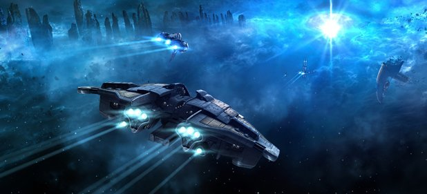 EVE Online: Odyssey (Rollenspiel) von CCP (Crowd Control Productions)