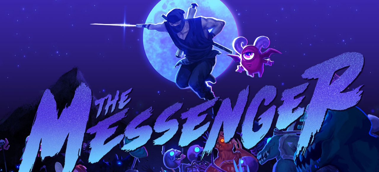 The Messenger (Action) von Devolver Digital