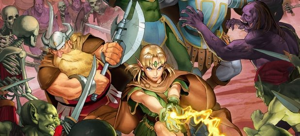 Dungeons & Dragons: Chronicles of Mystara (Action) von Capcom
