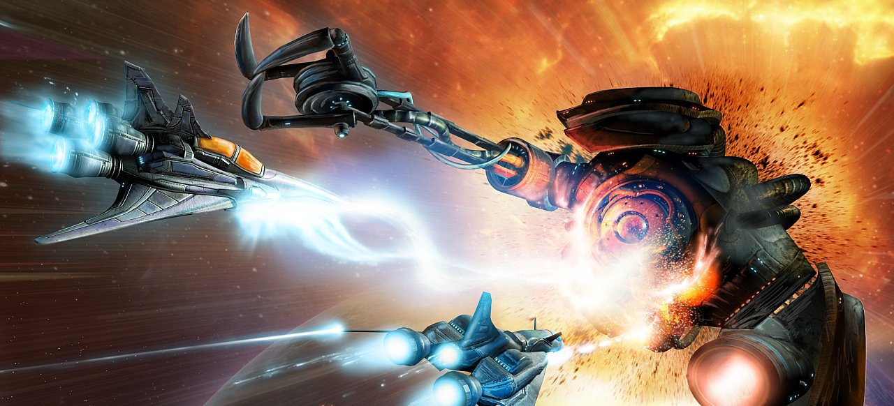 Söldner-X 2: Final Prototype (Action) von eastasiasoft