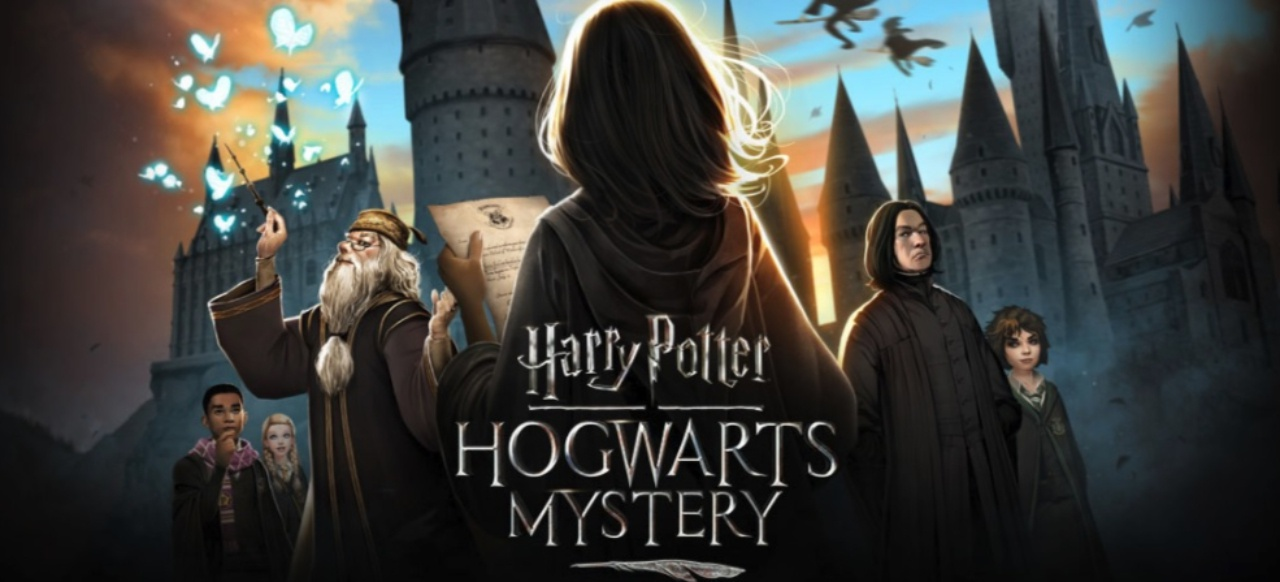 Harry Potter: Hogwarts Mystery (Rollenspiel) von Portkey Games (Warner Bros. Interactive Entertainment)