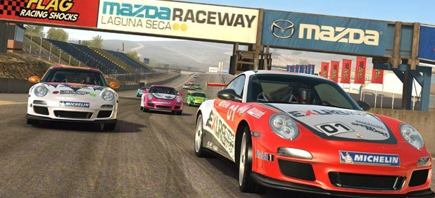 Real Racing 3 (Rennspiel) von EA