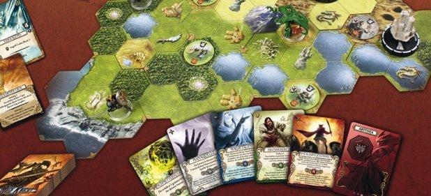 Mage Knight: Das Brettspiel (Brettspiel) von Pegasus Spiele