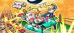 Sushi Striker: The Way of Sushido (Geschicklichkeit) von Nintendo