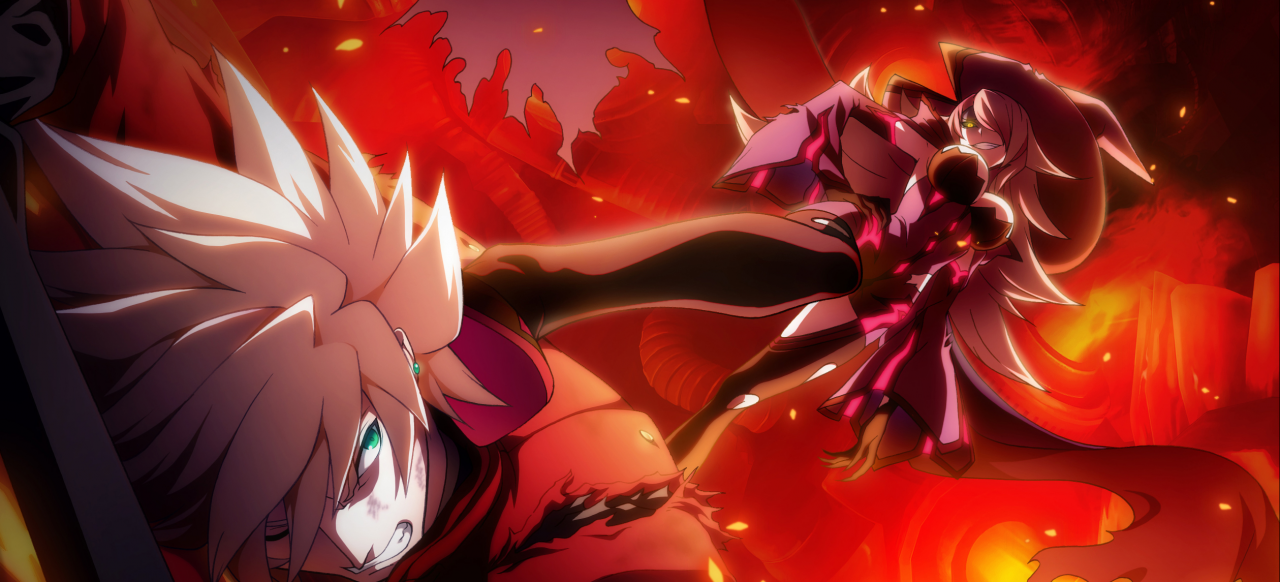Blazblue Centralfiction (Action) von PQube / Headup Games