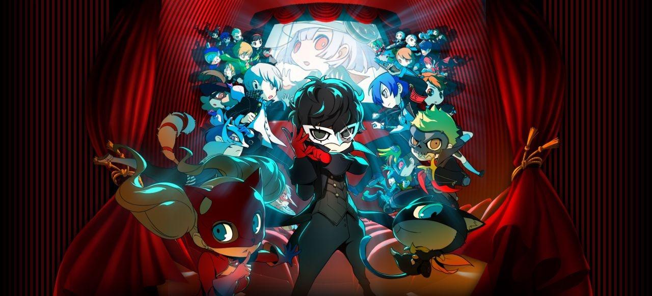Persona Q2: New Cinema Labyrinth (Rollenspiel) von Atlus