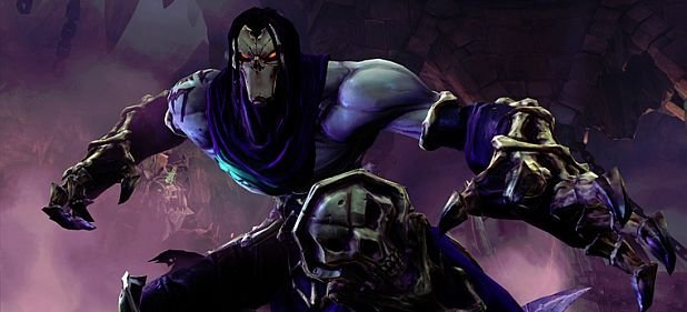 Darksiders 2 (Action) von THQ